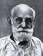 Ivan Petrovitch Pavlov. Photograph after a photograph taken Wellcome V0027010.jpg