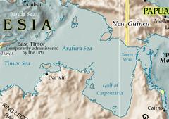 Arafura Sea map.png
