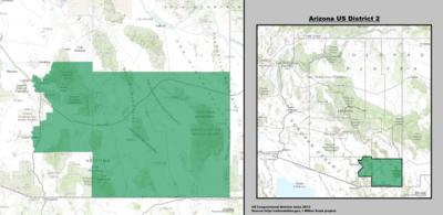 Arizona US Congressional District 2 (since 2013).tif