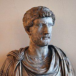 Statue of Hadrian