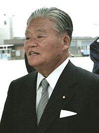Masayoshi Ohira at Andrews AFB 1 Jan 1980 walking cropped 2.jpg
