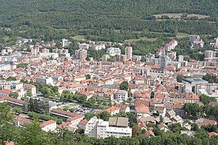 Vue sur le centre-ville de Gap depuis Puymaure.jpg