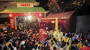 Chinese New Year in Chinatown, Tangra, Kolkata, India.png