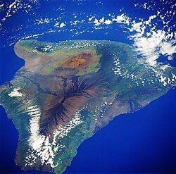 November 1985 satellite photo