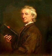 Portrait of John Evelyn