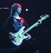 English musician Denny Laine