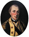 Portrait of French subject and US General Lafayette.