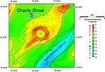 NOAA map of Charity Shoal in Lake Ontario.jpg