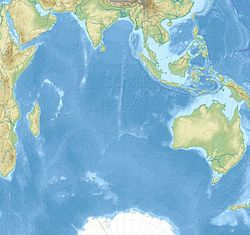 Port Louis is located in Indian Ocean