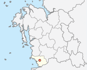 Seocheon的位置
