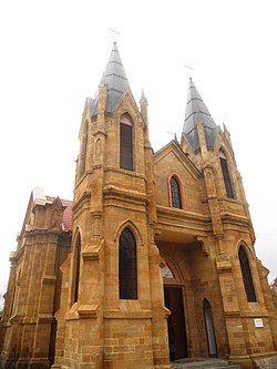 Roman Catholic Cathedral in Orhei