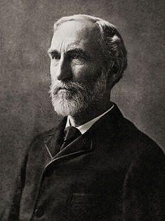 Portrait of Josiah Willard Gibbs
