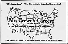 Mr. Crewe's Career Ad June 7 1908.JPG