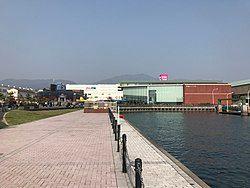 吴市海事历史科学馆(大和博物馆)与吴港