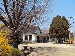 旧车站站舍