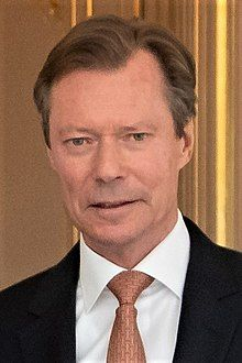 OSCE PA President George Tsereteli and the Grand Duke of Luxembourg CROPPED Henri.jpg