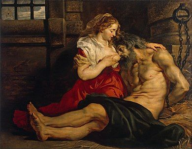 Roman Charity - Pieter Pauwel Reubens.jpg