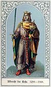 Die deutschen Kaiser Albrecht I.jpg