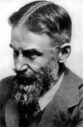 Middle-aged man with bushy beard