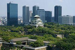 大阪城与大阪商业园(日语:大阪ビジネスパーク)