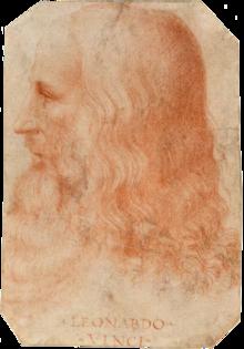 Francesco Melzi - Portrait of Leonardo.png
