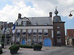 Town hall of Lichtervelde