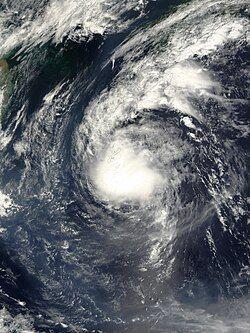 热带风暴宝霞
