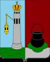 喀琅施塔得 (王冠城)徽章