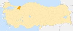 Locator map-Sakarya Province.png