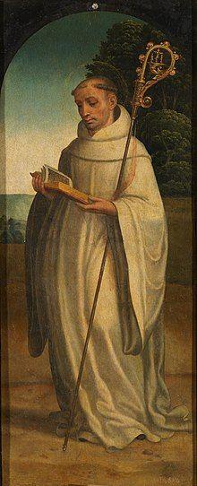 San Bernardo, de Juan Correa de Vivar (Museo del Prado).jpg