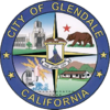 Glendale, California官方图章
