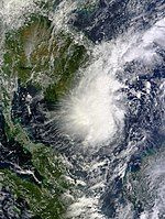 Tropical Depression 25W Nov 14 2012.jpg