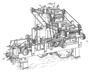Bonsack's machine