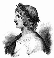 19th-century imagining of Virgil