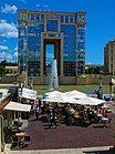 Montpellier - Antigone - Esplanade de l'Europe - View East - Whole Quarter designed by Catalan Architect Riccardo Bofill.jpg