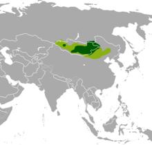 Procapra gutturosa map.png