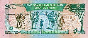 5 Somaliland Shillings back.jpg
