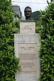 St. Gilgen, Karl von Frisch.jpg