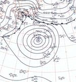 Typhoon Billie analysis 26 Oct 1961.png