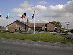 Lierde town hall