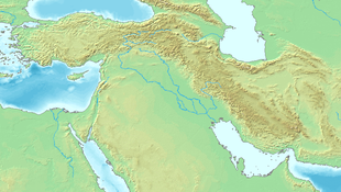 Yarmukian culture is located in Near East