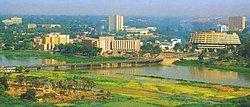 Niamey Skyline