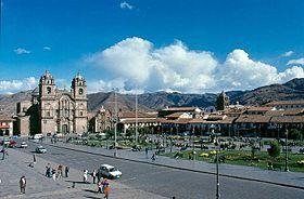 Cuzco Plaza de Armas medium.jpg