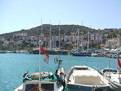 Port of Finike