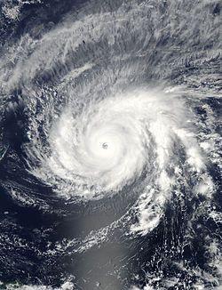 超强台风美莎克