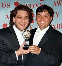 Robert Lopez Jeff Marx Tony Awards.jpg