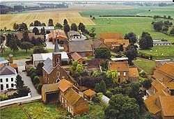 Aerial view of Herstappe