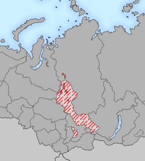 Yeniseian map XVII-XX.png
