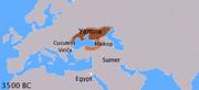 IE languages 3500 BC