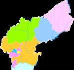 Administrative Division Jinzhou.png